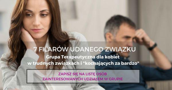 Grupa terapeutyczna dla kobiet Warszawa 2018