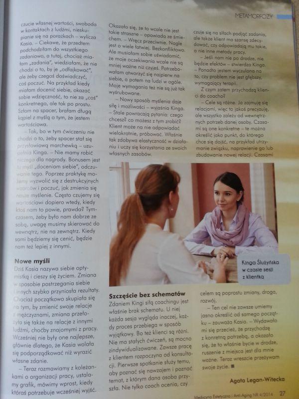 Reportaż Medycyna Estetyczna i AntyAging5