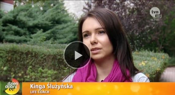 Kinga Ślużyńska Dzień Dobry TVN 2015