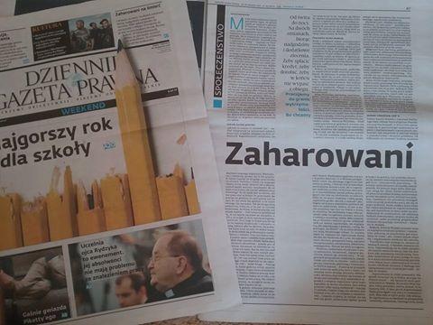 Zaharowany, pracoholik - Dziennik Gazeta Prawna