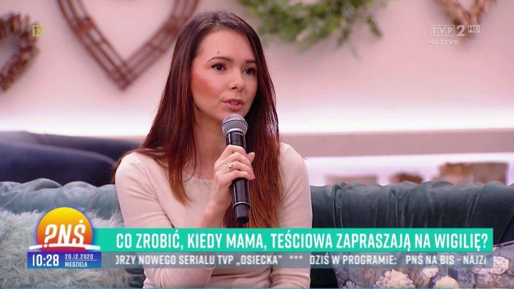 Kinga Więckowska - Pytanie naŚniadanie